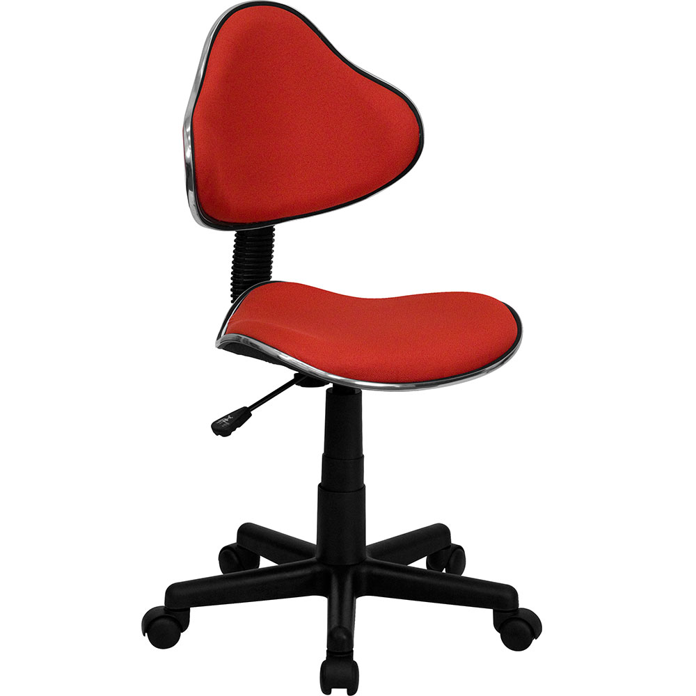 <font color=#c60>Save 50% w/Free Shipping!</font> Red Fabric Ergonomic Swivel Task Chair BT-699-RED-GG <font color=#c60>Read More ... </font>