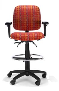 RFM Drafting Chair #5823-372-25A