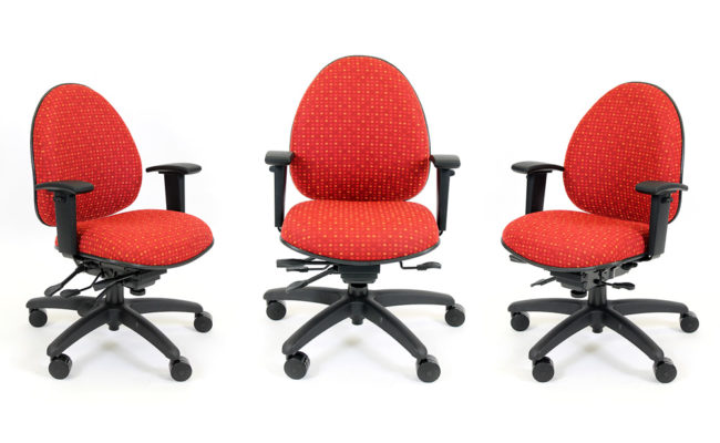 RFM Heavy Duty Chair #9806. Supports 350 lbs. Read More Below...