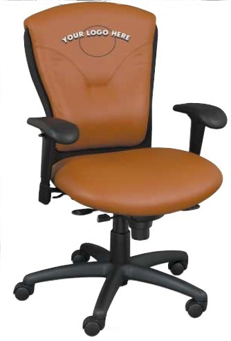 RFM Tuxedo Logo Executive  Chair #45111-25A