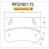 RFQ1921 Drawing With Dimensions
