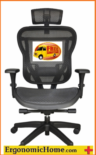 Rika All Mesh Chair W/Headrest Cool & Comfy #RIKB-RAHR | Red More Below.