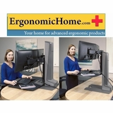 Sit Stand Workstations by Ergonomic Home, Health Postures, Innovative.