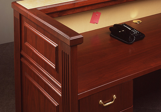 Reception Desk Arnold Wood Reception Desk Lobby Desk