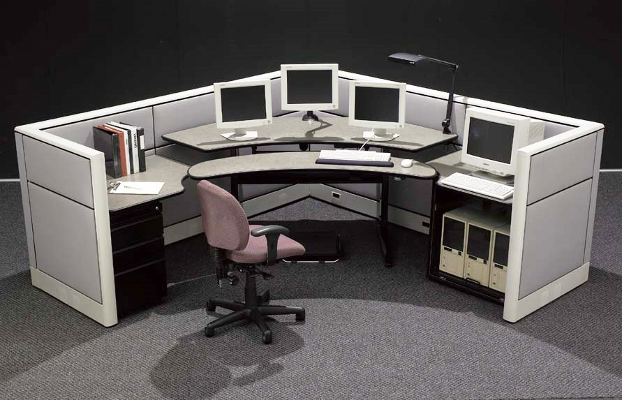 Control Room Console Command Center Furniture Houston