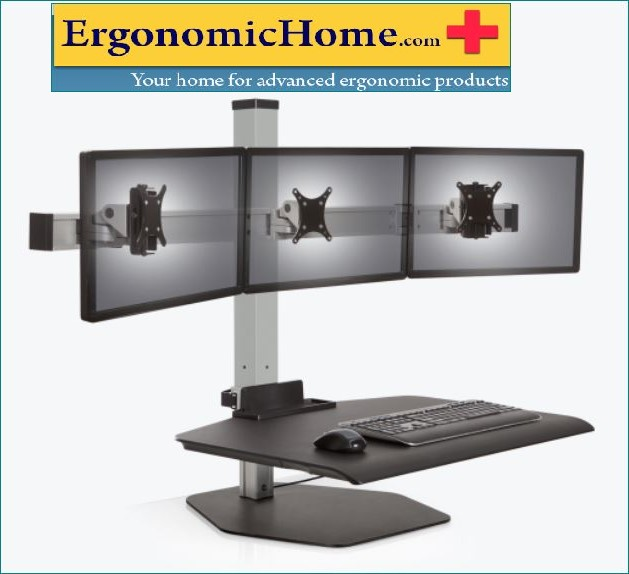<font color=#c60><b>TRIPLE MONITOR STANDS:</font></b>