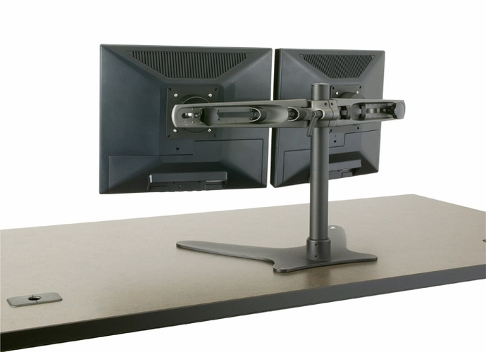 Viking Dual Monitor Desk Stand #DIS-1X2