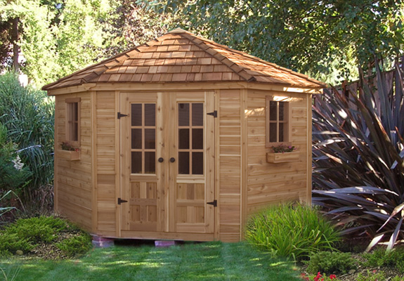 Modren Garden Sheds X Today Cedar T And Inspiration Decorating