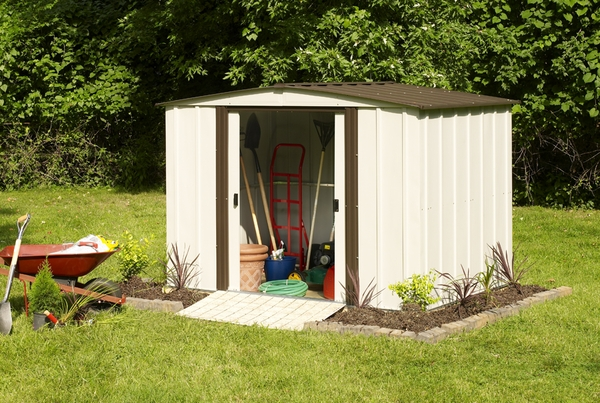 Arrow Newburgh 8 X 6 Storage Shed Nw86