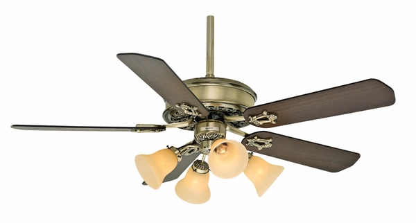 Casablanca 6344z Victorian 54 Quot Ceiling Fan With Inteli