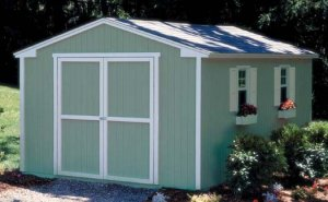 Exceptional Cumberland 10 X 12 Wood Storage Shed   18283 9