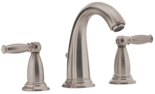Hansgrohe 06117000 swing c widespread faucet with lever handle - Hansgrohe shower handle ...