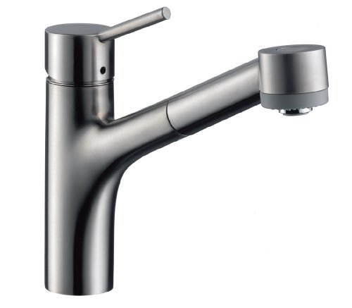 hansgrohe 06462000 talis s single hole kitchen faucet. Black Bedroom Furniture Sets. Home Design Ideas
