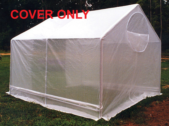 King Canopy Clear Rip Stop Green House Replacement Cover & Canopy Clear Rip Stop Green House Replacement Cover