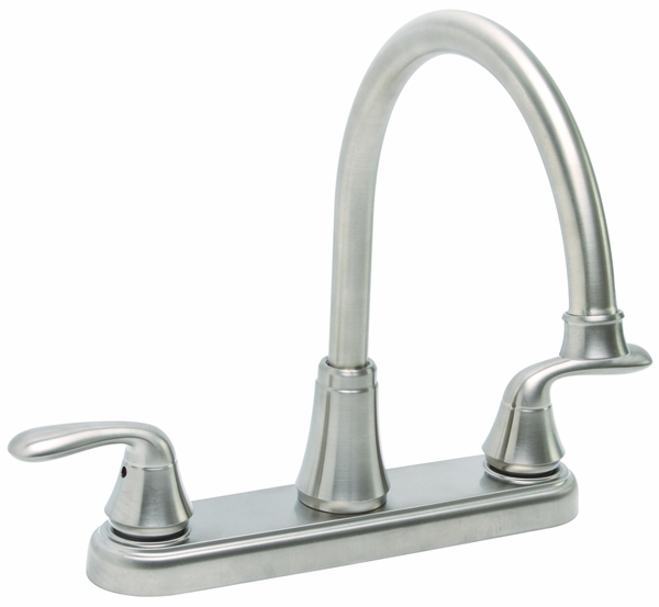 Premier Waterfront Lead Free Two Handle Kitchen Faucet Without Spray