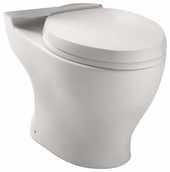 TOTO Aquia Elongated Dual Flush Toilet Bowl - CT412F#11