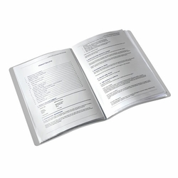 Presentation Display Book – 40 Pages