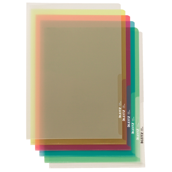 4100 A4 Plastic Sleeves