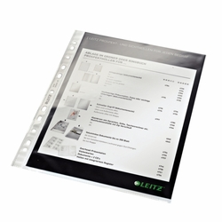 A4 Sheet Protectors: Heavyweight Clear 4770