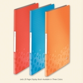 Display Books by Leitz