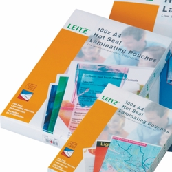 Leitz A4 Laminating Pouches