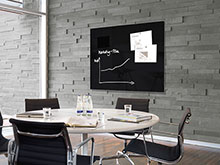 Magnetic Glass Boards by Sigel of Germany