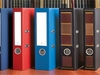 European Style Binders Sized for U.S. Files