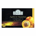 Ahmad Apricot Flavoured Black Tea