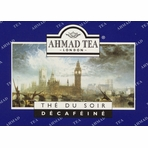 Ahmad Decaf Evening Tea Bag