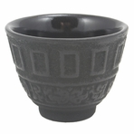 Black Classical Tetsubin Teacup