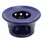 Blue Ceramic Teapot Warmer