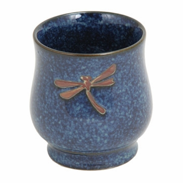 Blue Dragonfly Cup