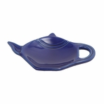 Blue Tea Bag Holder