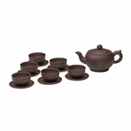 Chinese Gongfu Zisha Clay Tea Set