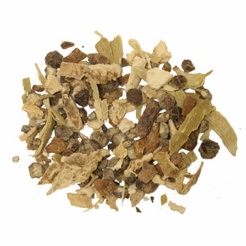 Chopped Chai Mix
