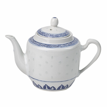 Classical Chinese Porcelain Teapot