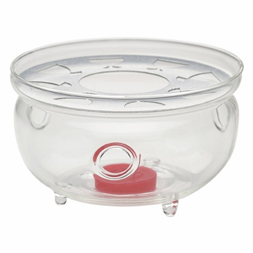 Classical Glass Teapot Warmer