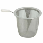 Deep Stainless Steel Mesh Strainer (60-65mm dia, 67mm ht)