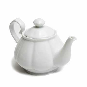 Diana Collection Porcelain Teapot