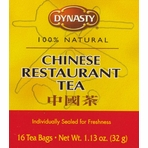 Dynasty Chinese Restaurant Tea Bag