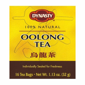 Dynasty Oolong Tea Bag