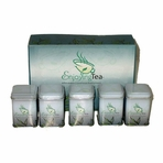 Fruit Flavored Black Tea & Green Tea Sampler