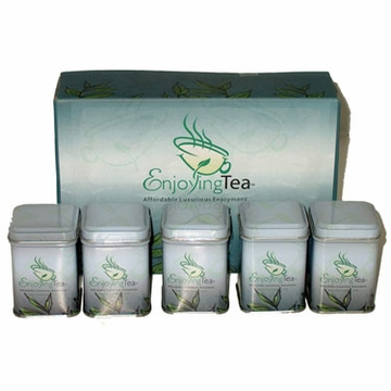 Fruit Flavored Green Tea Sampler