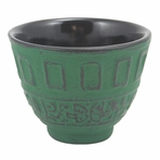 Green Classical Tetsubin Teacup