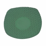 Green Square Iron Saucer