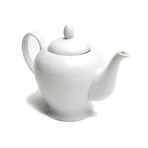 Helios Collection Porcelain Teapot