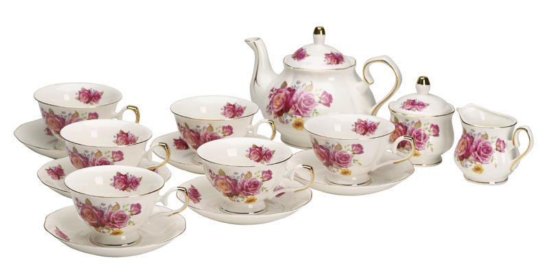 Imperial Palace Fine China English Tea Set Enjoyingtea Com