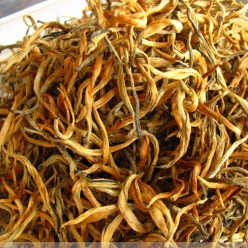 Imperial Reserved Golden Yunnan Black Tea, (Imperial Dianhong)