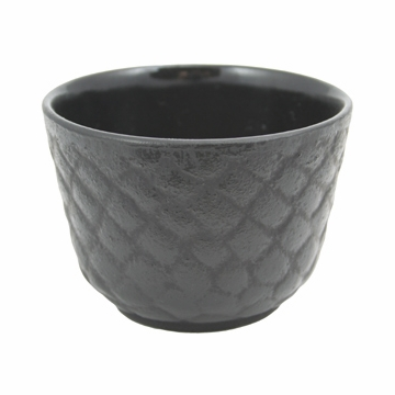 Mini Black Cast Iron Cup