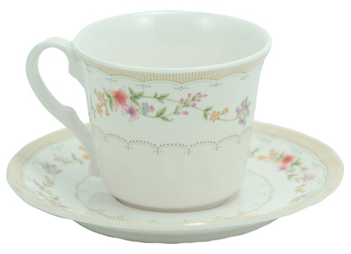 Royal Opera Plastic Teacup With Saucer Enjoyingtea Com